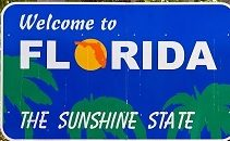 Sunshine state rules for local residents